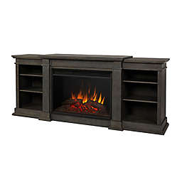 Real Flame® Eliot Grand 81-Inch Electric Fireplace in Antique Gray