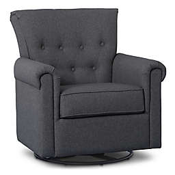 Delta Children Harper Nursery Swivel Glider