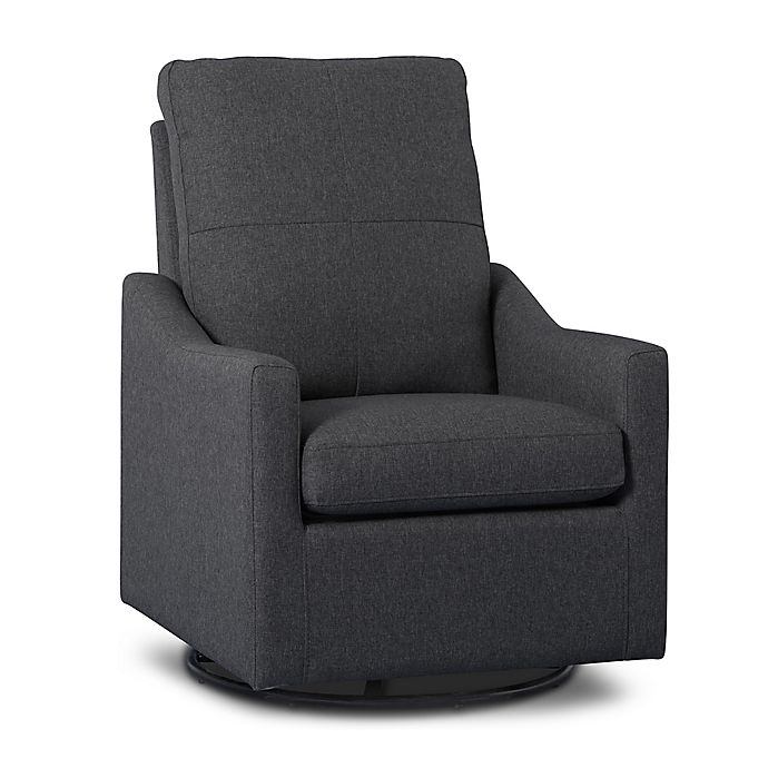 Alternate image 1 for Delta Children Kenwood Nursery Swivel Glider Rocker
