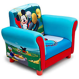 Delta Children Disney® Mickey Mouse Upholstered Chair in Blue