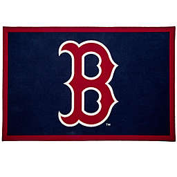 MLB Boston Red Sox 2'6 x 4' Area Rug in Blue