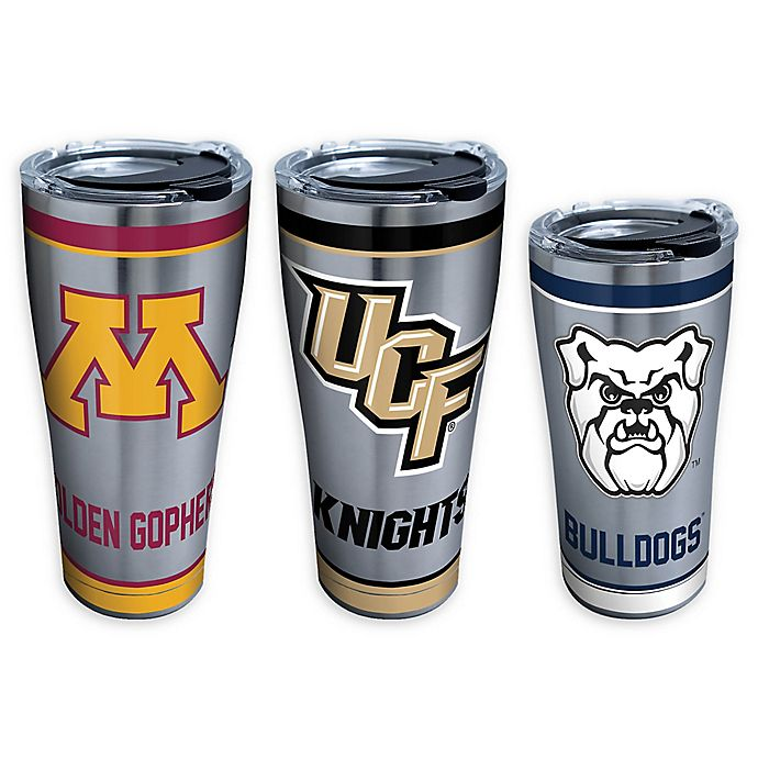 Alternate image 1 for Tervis® Collegiate Tradition Stainless Steel Tumbler with Lid Collection