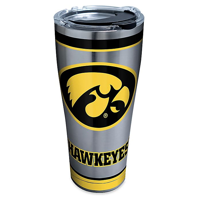 Alternate image 1 for Tervis® University of Iowa Tradition 30 oz. Stainless Steel Tumbler with Lid