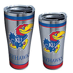 Tervis® University of Kansas Tradition Stainless Steel Tumbler with Lid