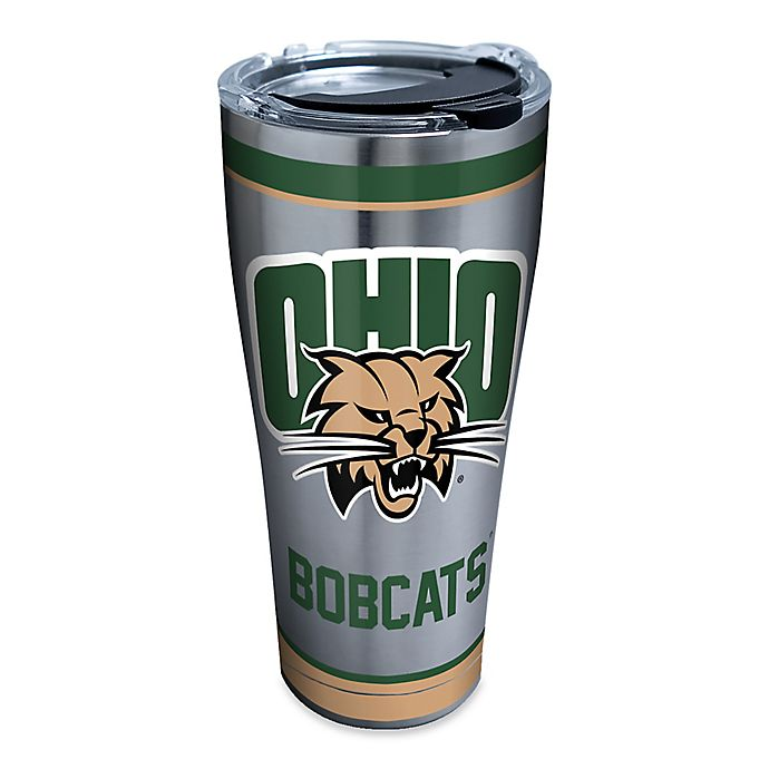 Alternate image 1 for Tervis® Ohio University Tradition 30 oz. Stainless Steel Tumbler with Lid