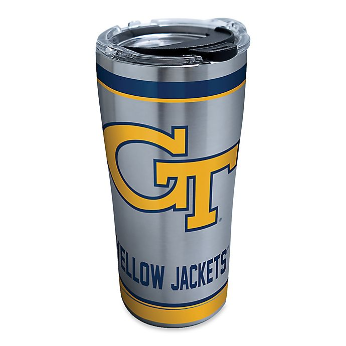 Alternate image 1 for Tervis® Georgia Tech Tradition 20 oz. Stainless Steel Tumbler with Lid