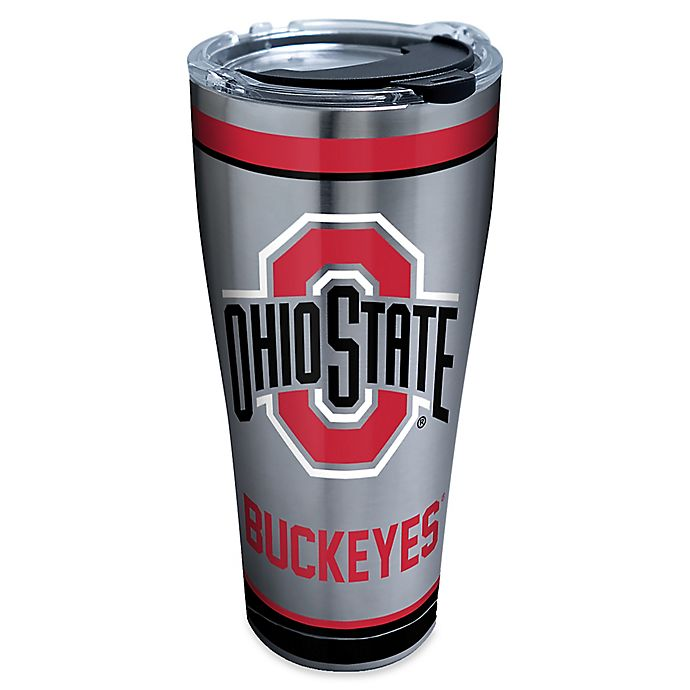 Alternate image 1 for Tervis® Ohio State University Tradition 30 oz. Stainless Steel Tumbler with Lid