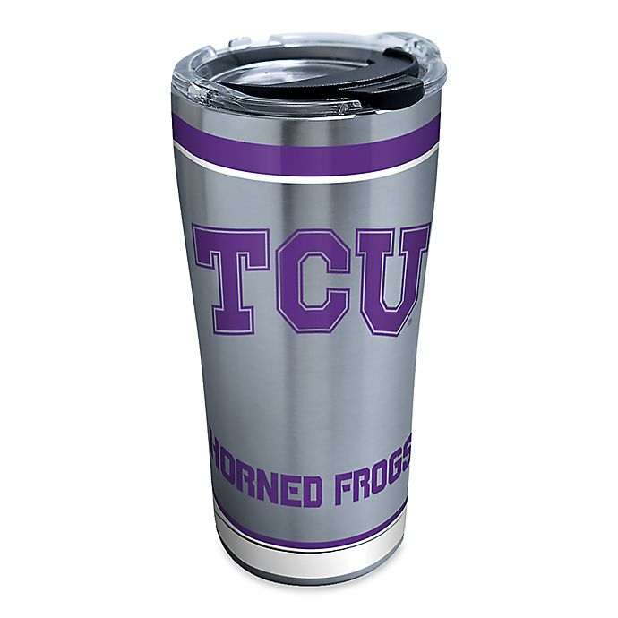 Alternate image 1 for Tervis® TCU Tradition 20 oz. Stainless Steel Tumbler with Lid