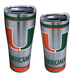 Tervis® University of Miami Tradition Stainless Steel Tumbler with Lid