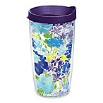 Tervis® Fiesta® Purple Floral 16 oz. Wrap Tumbler with Lid