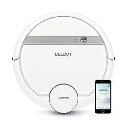 ECOVACS DEEBOT 900 Robotic Vacuum Cleaner in White