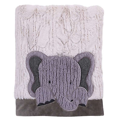 NoJo® Play Day Pals Elephant Blanket