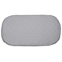 Bambino Bassinet Pad in White