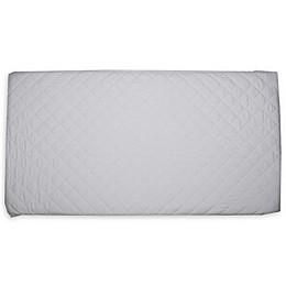 Bambino Crib Mattress Pads in White (Set of 2)