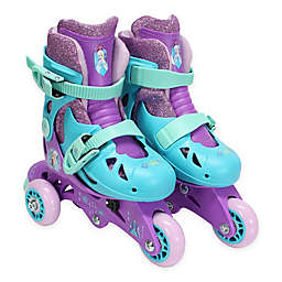 PlayWheels Disney Frozen Size 6-9 Convertible 2-in-1 Roller Skates