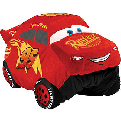 Pillow Pets® Disney® Pixar Cars 3 Lightning McQueen Pillow Pet in Red