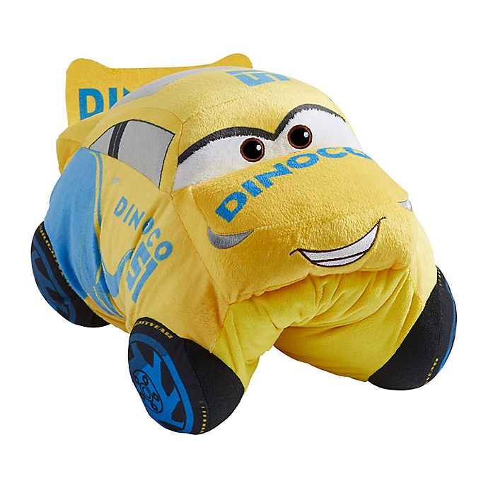 Pillow Pets Disney Pixar Cars 3 Cruz Ramirez Pillow Pet Buybuy