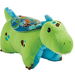Pillow Pets® Green Dinosaur Sleeptime Lite Night Light Pillow Pet