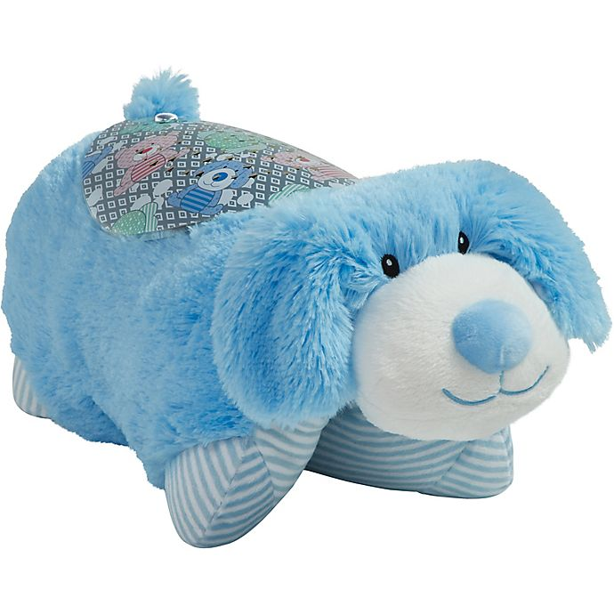 Alternate image 1 for Pillow Pets® My First Blue Puppy Sleeptime Lite Night Light Pillow Pet