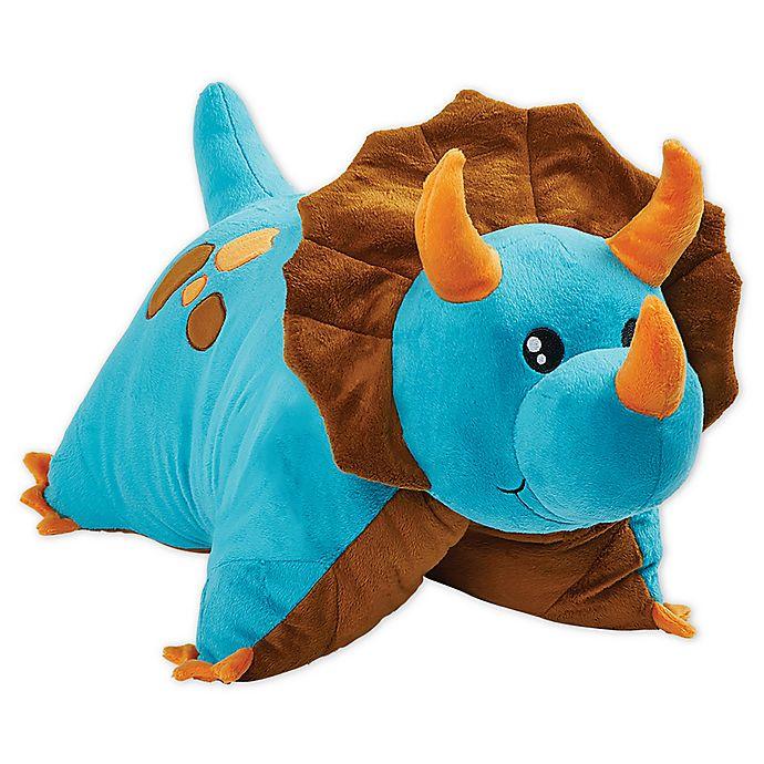 Alternate image 1 for Pillow Pets® Blue Dinosaur Pillow Pet