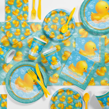 Coloured Counting 10 PACK Bath Ducks Baby Shower Gift Toy Bath time Rubber Duck