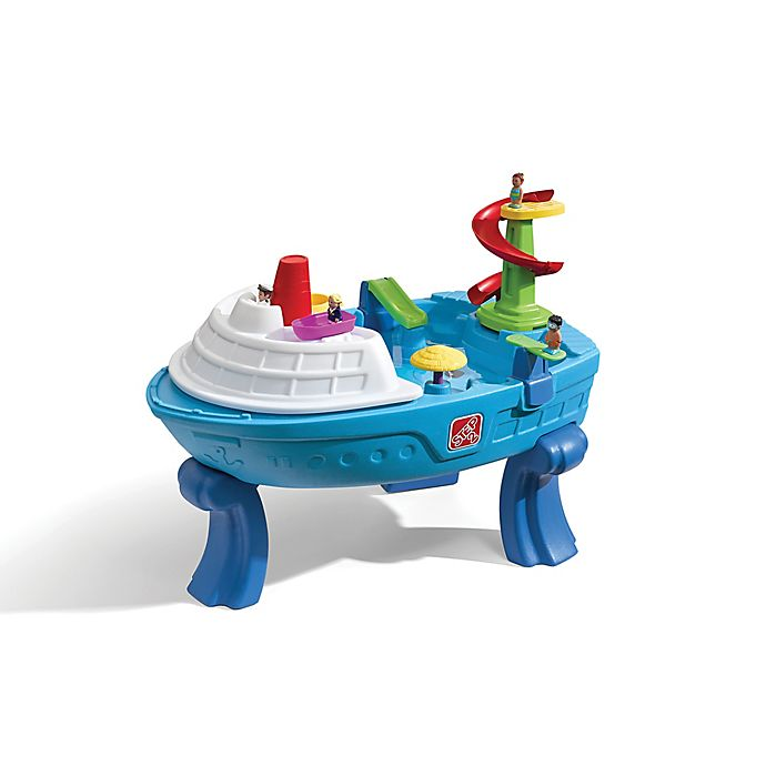 Alternate image 1 for Step2® Fiesta Cruise Sand & Water Table