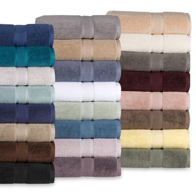 Wamsutta 174 Icon Pimacott 174 Bath Towel Collection Bed Bath