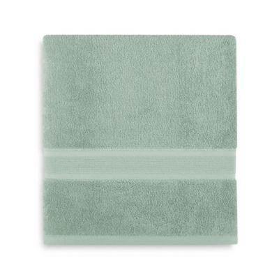 Wamsutta Icon PimaCott Hand Towel in Sea