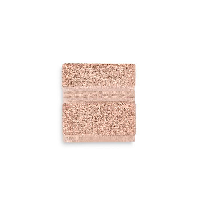 Alternate image 1 for Wamsutta® Icon PimaCott® Hand Towel in Blush