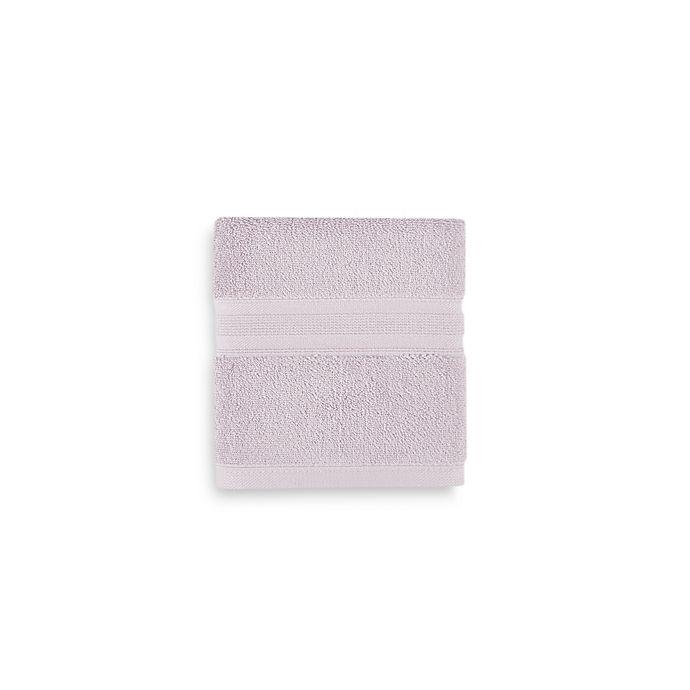 Alternate image 1 for Wamsutta® Icon PimaCott® Hand Towel in Lilac
