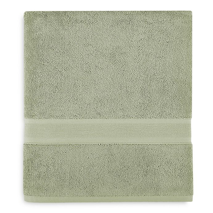 Alternate image 1 for Wamsutta® Icon PimaCott® Bath Sheet in Basil