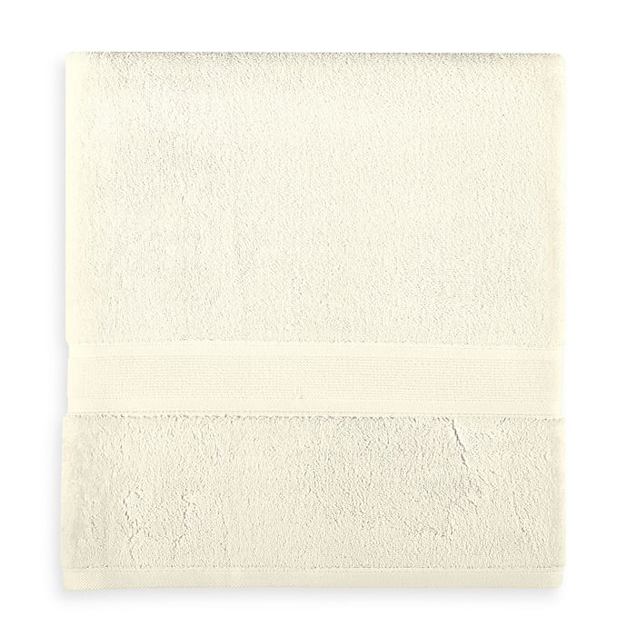 Alternate image 1 for Wamsutta® Icon PimaCott® Bath Sheet in Ivory