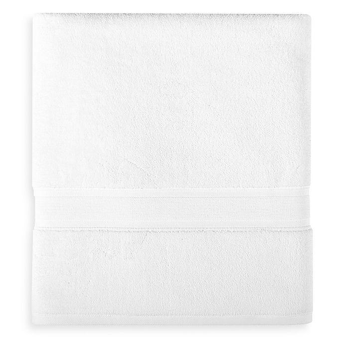 Alternate image 1 for Wamsutta® Icon PimaCott® Bath Sheet in White
