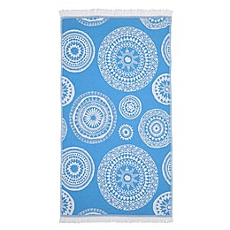 Linum Home Textiles Zarya Pestemal Beach Towel