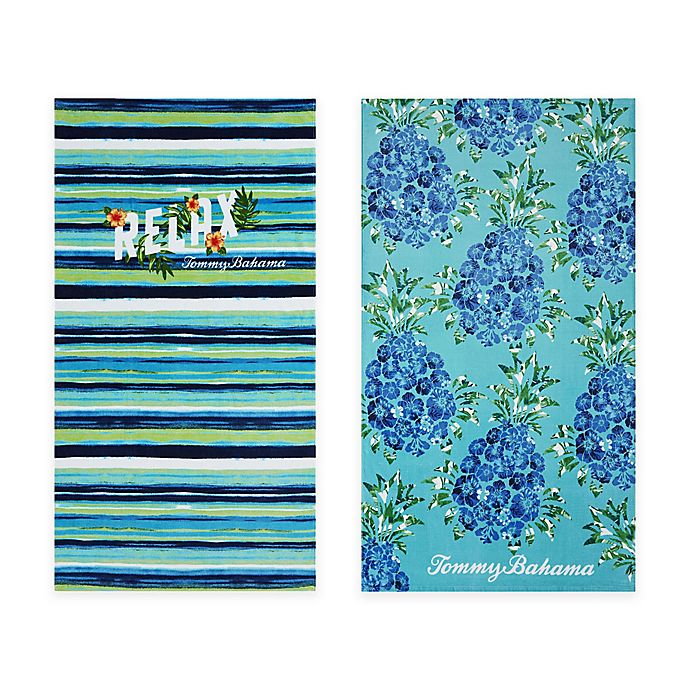 Tommy Bahama Beach Towel Collection Bed Bath Beyond