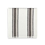 Style Lounge Duncan Striped Bath Towel in Grey