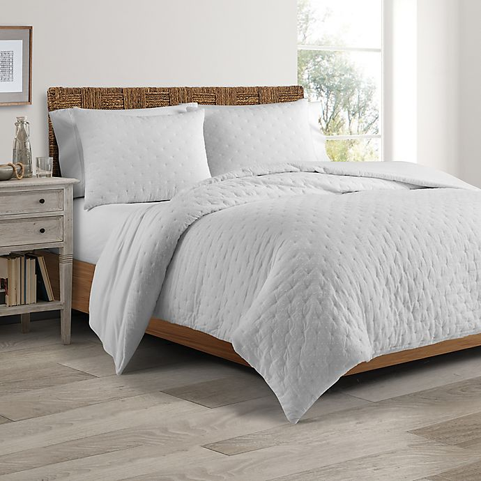 Alternate image 1 for Real Simple® DUO Westwood Coverlet/Duvet Cover Set