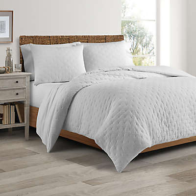 Real Simple® DUO Westwood Coverlet/Duvet Cover Set
