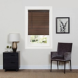 GII Deluxe Sundown 64-Inch Length Cordless Mini Blind