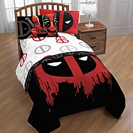 Marvel® Deadpool Invasion Full/Queen Comforter