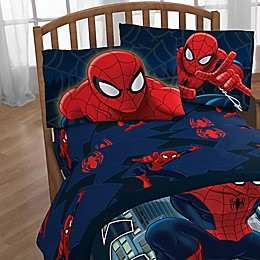 Marvel® Spiderman Saving The Day Sheet Set