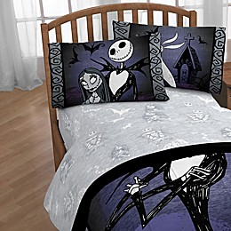 Disney® Nightmare Before Christmas Meant To Be Sheet Set
