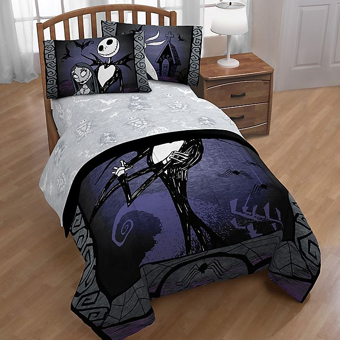 nightmare before christmas comforter view a larger version of this product image - Nightmare Before Christmas Furniture