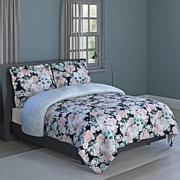 English Garden Reversible Comforter Set