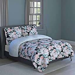 English Garden Reversible Comforter Set