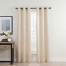 Roland Grommet Room Darkening Window Curtain Panel Pair