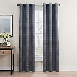 Blue Window Curtains Amp Drapes Light Filtration Room