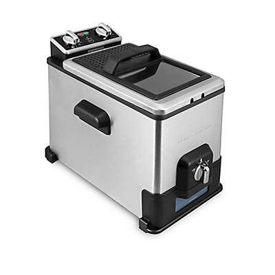 Emeril™ 4-Liter Deep Fryer with Oil Filtration