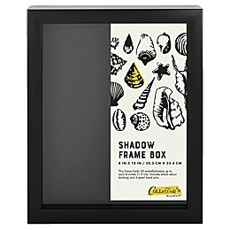 Gallery Collectible 8-Inch x 10-Inch Shadowbox