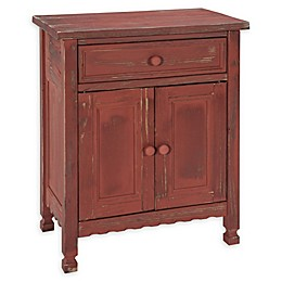 Alaterre Country Cottage Accent Cabinet